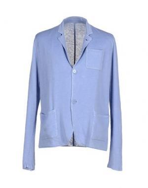 Пиджак MAJESTIC HOMME. Цвет: пастельно-синий
