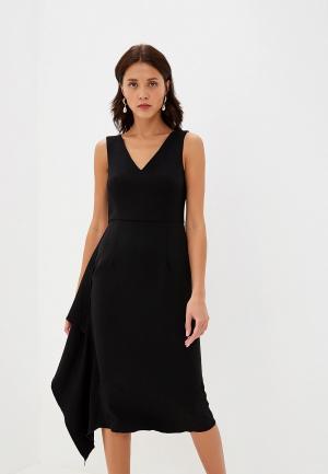Платье Boutique Moschino. Цвет: черный