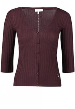 Пуловер PATRIZIA PEPE. Цвет: бордовый
