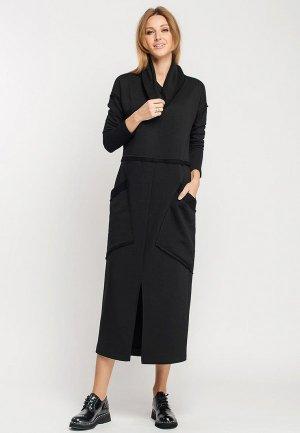 Платье Giulia Rossi. Цвет: черный