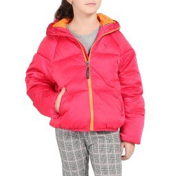 Куртка KG0KG04483 розовый TOMMY HILFIGER