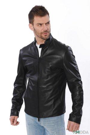 Куртка Emporio Armani. Цвет: чёрный