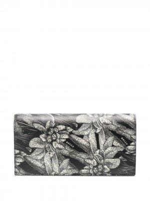 Бумажник Baliro Bally. Цвет: черный