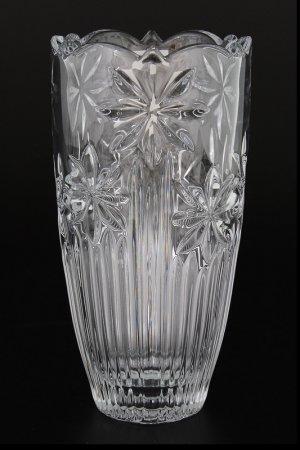 Ваза 20 см Crystalite Bohemia. Цвет: прозрачный
