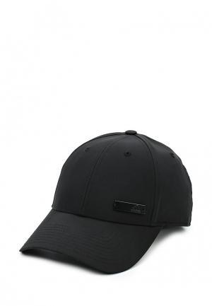 Бейсболка adidas 6PCAP LTWGT MET. Цвет: черный