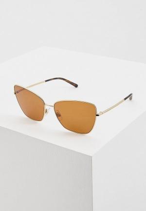 Очки солнцезащитные Dolce&Gabbana DG2208 02/73. Цвет: золотой