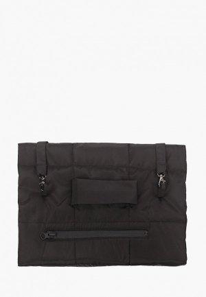 Муфта UNU Clothing Down Waterproof Bag. Цвет: черный