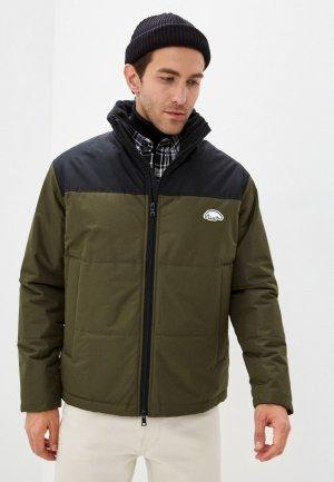 Куртка утепленная Anteater. Цвет: хаки