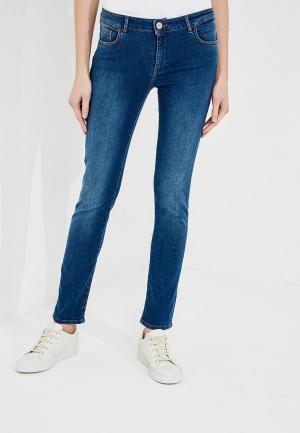 Джинсы Trussardi Jeans UP 15. Цвет: синий