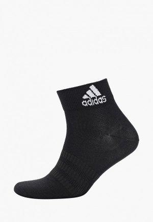 Носки adidas LIGHT ANK 1PP. Цвет: черный