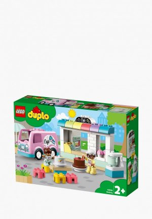 Конструктор LEGO DUPLO 10928 Пекарня. Цвет: разноцветный