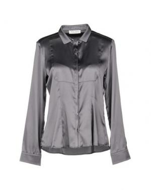 Pубашка HOLLY GOLIGHTLY. Цвет: серый