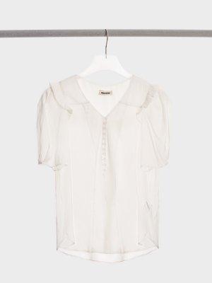 Блуза ZADIG&VOLTAIRE. Цвет: белый