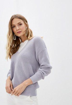 Пуловер Lezzarine. Цвет: фиолетовый