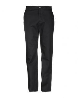 Повседневные брюки NAPAPIJRI. Цвет: черный