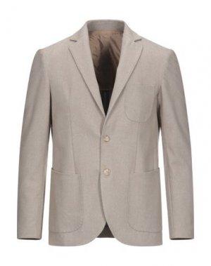 Пиджак OUTFIT. Цвет: песочный