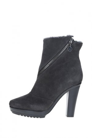 Ботинки Alberto Gozzi. Цвет: серый