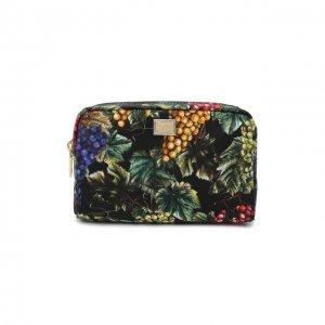 Косметичка Dolce & Gabbana. Цвет: разноцветный