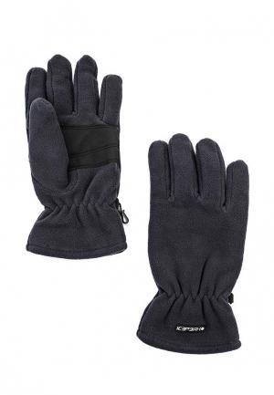 Перчатки Icepeak SYLVESTER. Цвет: серый