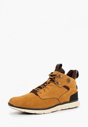 Ботинки Timberland Killington Hiker Chu WHEAT. Цвет: коричневый
