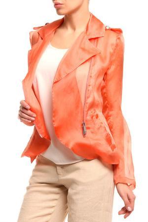 Жакет Gaetano Navarra. Цвет: оранжевый