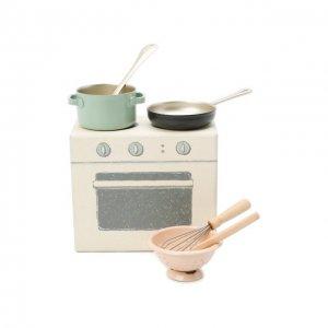 Игрушечный Кухонный набор Maileg. Цвет: разноцветный