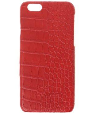 Чехол для IPhone 6 Jean Rousseau. Цвет: красный