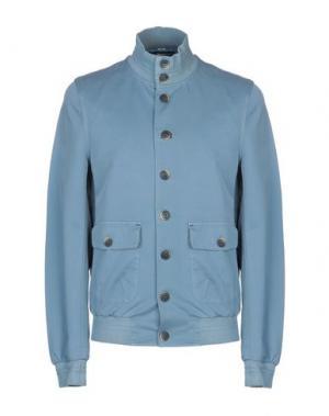 Куртка MASON'S. Цвет: лазурный