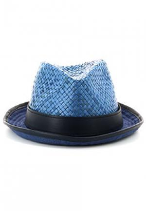 Шляпа SMALTO. Цвет: синий