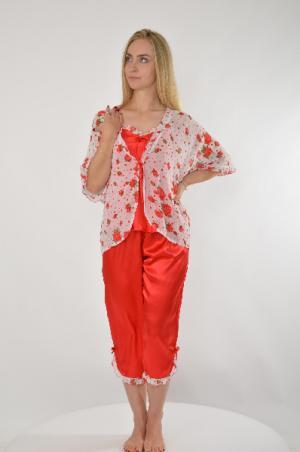 Комплект одежды CLEO. Цвет: белый
