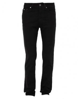 Джинсовые брюки GAS. Цвет: черный