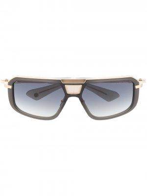 Солнцезащитные очки Mach Eight Dita Eyewear. Цвет: серый
