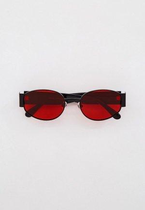 Очки солнцезащитные Havvs HV68032, с поляризационными линзами. Цвет: черный