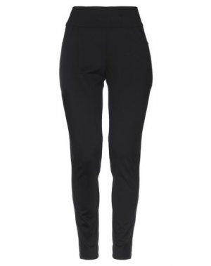 Повседневные брюки RENE' DERHY. Цвет: черный