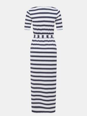 Платье RIVER WOODS. Цвет: belyy