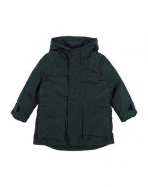 Куртка BOMBOOGIE. Цвет: темно-зеленый