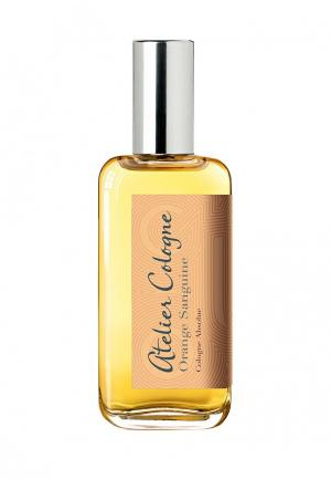 Парфюмерная вода Atelier Cologne Orange Sanguine Absolue 30 мл. Цвет: прозрачный