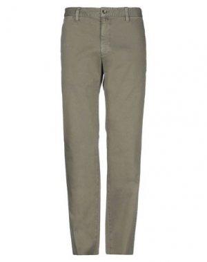 Повседневные брюки HENRI LLOYD. Цвет: зеленый-милитари