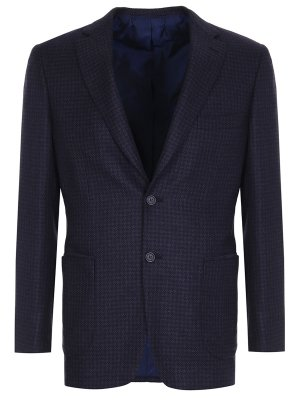 Пиджак из кашемира и шелка BRIONI