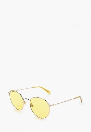 Очки солнцезащитные Levis® Levi's® LV 1005/S DYG. Цвет: золотой
