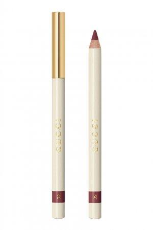 Crayon Contour des Lèvres – Карандаш для губ 2 Tendre Gucci Beauty. Цвет: коралловый