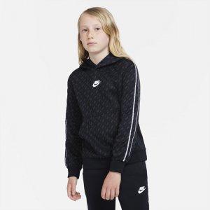Худи для мальчиков школьного возраста Sportswear - Черный Nike
