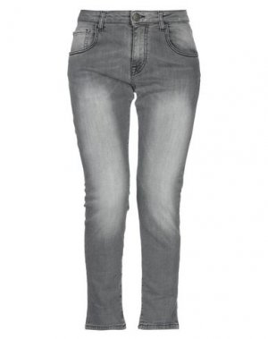 Джинсовые брюки # 7.24. Цвет: серый