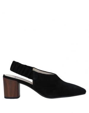 Туфли VAGABOND SHOEMAKERS. Цвет: черный