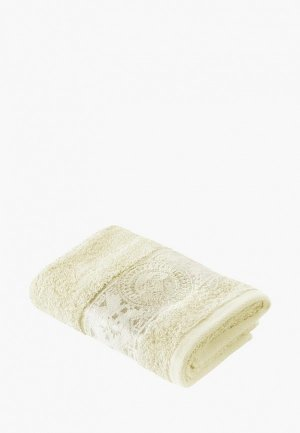 Полотенце DeNastia Талисман. Цвет: бежевый