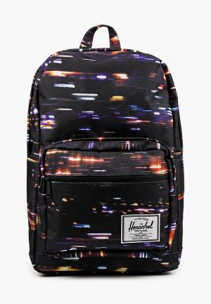 Рюкзак Herschel Supply Co Pop Quiz. Цвет: черный