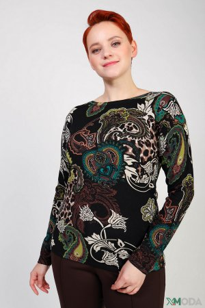 Пуловер Betty Barclay. Цвет: разноцветный