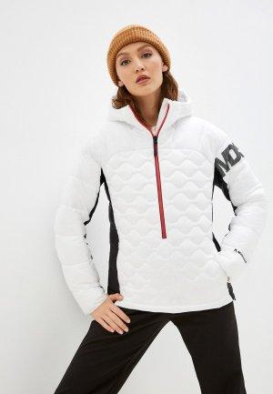 Куртка утепленная Madshus. Цвет: белый