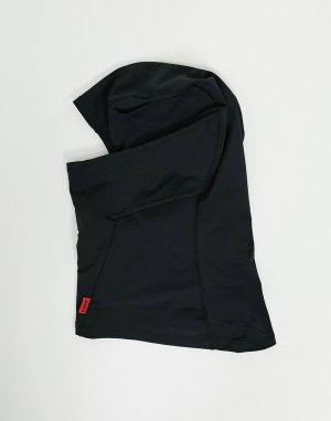 Черная балаклава -Черный Surfanic