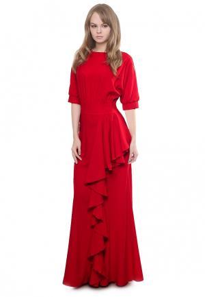 Платье Marichuell KARAMEL. Цвет: красный
